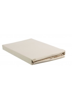 Beddinghouse Percale Hoeslaken - Naturel